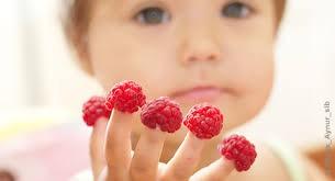 Les bouchées d'hydratation et d'alimentation enrichies, parce que c'est meilleur avec les doigts!